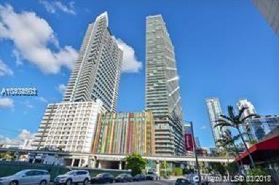 Miami FL Condo For Sale: $1,000,000