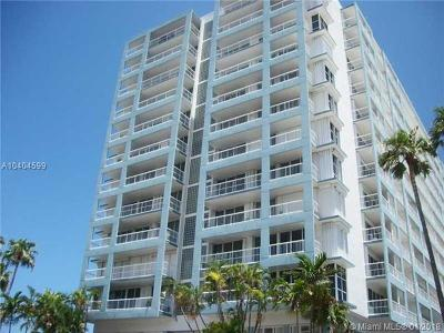 Surfside Condo For Sale: 9341 Collins Ave #305