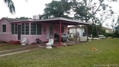 Miami Single Family Home For Sale: 2352 NW 57th St