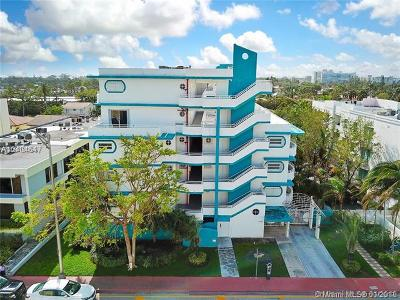 Surfside Condo For Sale: 9156 Collins Ave #309