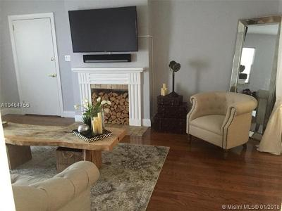 Coral Gables Single Family Home For Sale: 605 Ponce De Leon