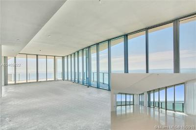 Chateau Beach, Chateau Beach Residences, Chateaux Beach Residences Condo For Sale: 17475 Collins Ave #2701