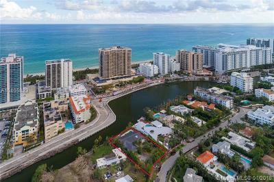 Miami Beach Single Family Home For Sale: 2575 Flamingo Dr