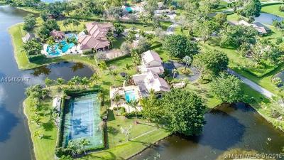 Delray Beach Single Family Home For Sale: 10076 El Caballo Ct