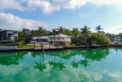 Key Biscayne Single Family Home For Sale: 425 W Mashta Dr