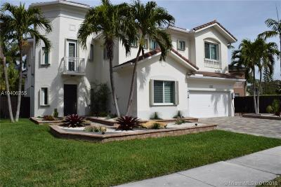 Doral Single Family Home For Sale: 11347 NW 68 St