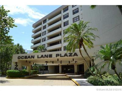 Key Biscayne Condo For Sale: 170 Ocean Lane Dr #511