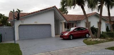 Miami Single Family Home For Sale: 14243 SW 38th Ter