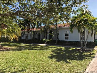 Palmetto Bay Single Family Home For Sale: 8260 SW 183rd St