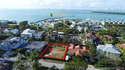 Key Biscayne Residential Lots & Land For Sale: 227 Buttonwood Dr