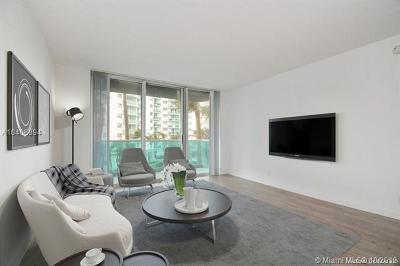 Hollywood Condo For Sale: 4001 S Ocean Drive #3M