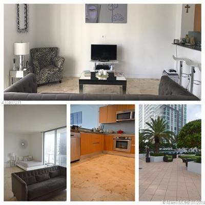 Condo For Sale: 1050 Brickell Ave #1912