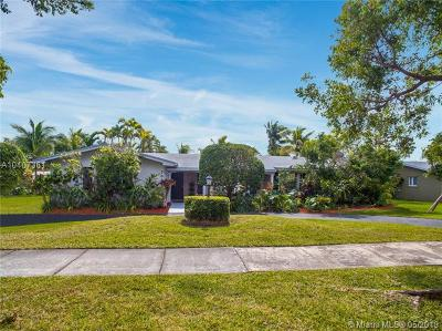 Palmetto Bay Single Family Home For Sale: 7620 SW 168th St