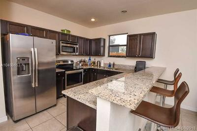 Single Family Home For Sale: 11867 SW 151st Pl