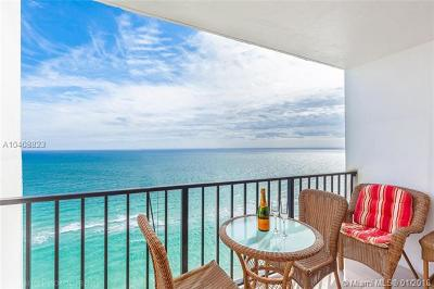 Hollywood Condo For Sale: 2301 S Ocean Dr #2501