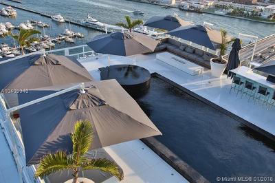 Miami Beach FL Condo For Sale: $11,990,000