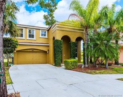 Miramar Single Family Home For Sale: 4811 SW 158 Ave