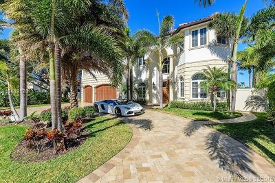 Deerfield Beach Single Family Home For Sale: 1633 SE 6th St