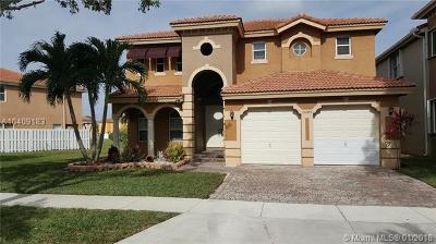 Miramar Single Family Home For Sale: 13085 SW 53rd St