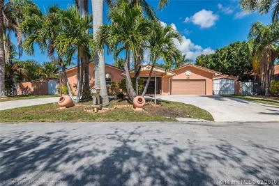 Single Family Home For Sale: 10571 SW 56th Ter