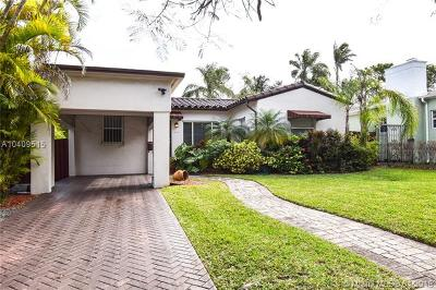 Miami Single Family Home For Sale: 2701 SW 17 Ave