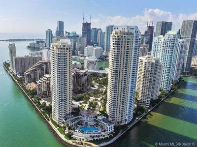Miami Condo For Sale: 808 Brickell Key Dr #1101