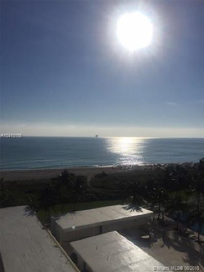 Miami Beach Condo For Sale: 5001 Collins Ave #6G
