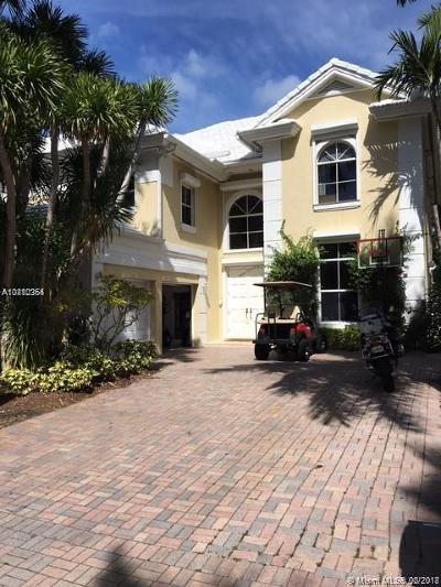 Key Biscayne Single Family Home For Sale: 22 Grand Bay Estates Cir