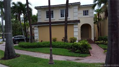 Single Family Home For Sale: 3037 NE 207 Te
