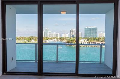 Bay Harbor Islands Condo For Sale: 10201 E Bay Harbor Dr #403