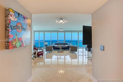 hollywood Condo For Sale: 3101 S Ocean Dr #2608