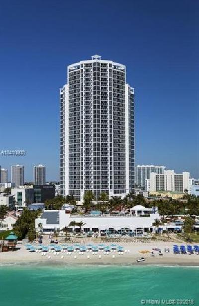 Sunny Isles Beach Condo For Sale: 18001 Collins Ave #1412