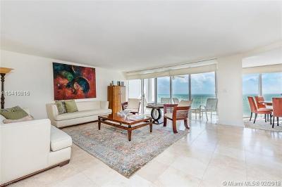 Casa Del Mar Condo Condo For Sale: 881 Ocean Dr #17D