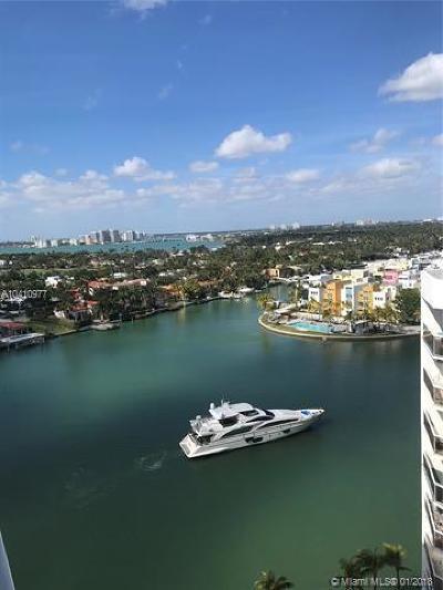 Miami Beach Condo For Sale: 5838 Collins Ave #15D