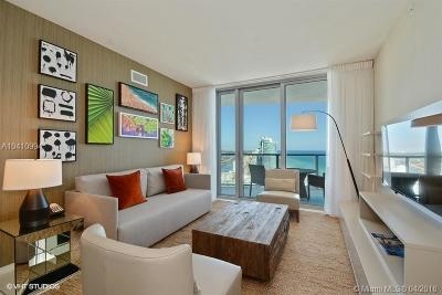 Hollywood Condo For Sale: 4111 S Ocean Drive #3106