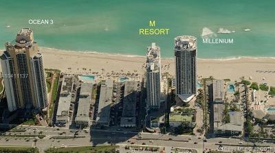 Sunny Isles Beach Condo For Sale: 18683 Collins Ave #1005