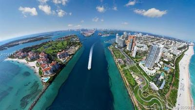 Fisher Island Condo For Sale: 19215 Fisher Island Dr #19215