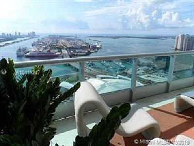 Condo For Sale: 900 Biscayne Blvd #4905
