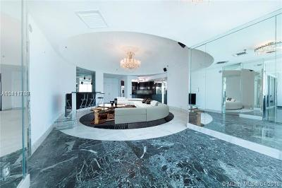 Miami Beach Condo For Sale: 5445 Collins Ave #PH4