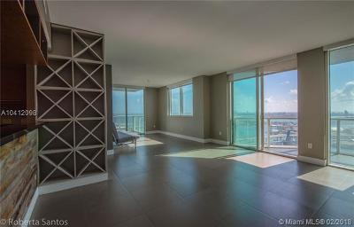 Condo For Sale: 244 Biscayne Blvd #3602