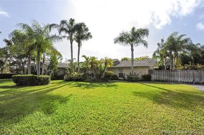 Palmetto Bay Single Family Home For Sale: 7740 SW 139th Ter