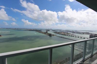 Miami Condo For Sale: 1900 N Bayshore Dr #4601
