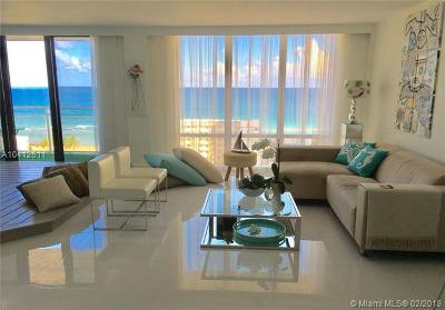 hollywood Condo For Sale: 1600 S Ocean Dr #17H