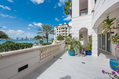 Fisher Island Condo For Sale: 5012 Fisher Island Dr #5012/3