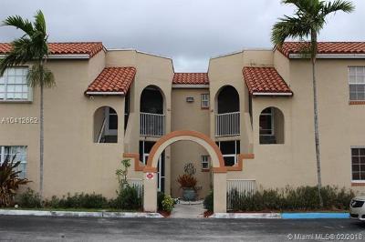 Pembroke Pines Condo For Sale: 8713 SW 5th St #206
