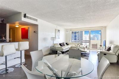 Miami Beach Condo For Sale: 1500 Bay Rd #1126S