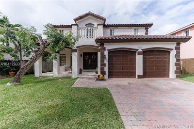 Single Family Home For Sale: 6700 SW 164 Av