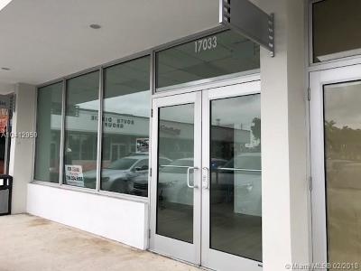 Palmetto Bay Commercial Pending Sale: 17005 S Dixie Hwy #17033