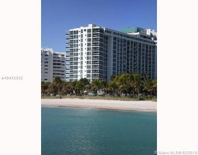 Bal Harbour Condo For Sale: 10275 Collins Ave #933