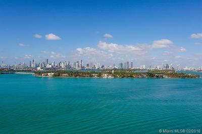 Miami Beach Condo For Sale: 650 West Ave #1603